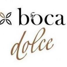 Bocadolce Cukrászda logó
